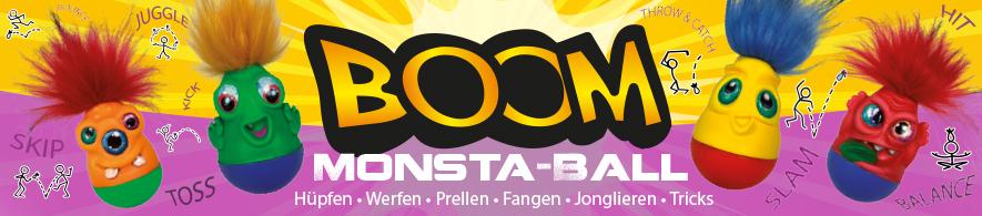 Boom Monsta-Ball