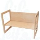 Wendetisch | Kindersitzbank  Multi-Tisch
