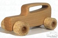 '34 Hot Rod - Silent Roller - Öko Holzauto