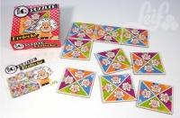 Dreiecke -  Einstein                                                 IQ Knobelspiel