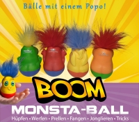 BOOM Monsta-Ball, rot